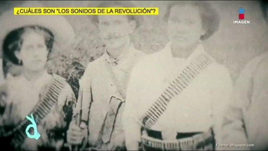 ¿Cuáles son los sonidos de la 'Revolución'?