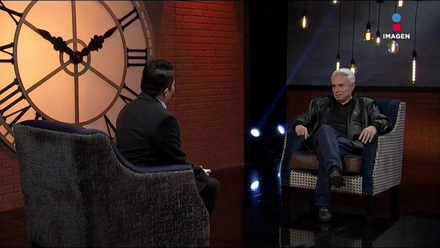 El minuto que cambió mi destino con Enrique Guzmán