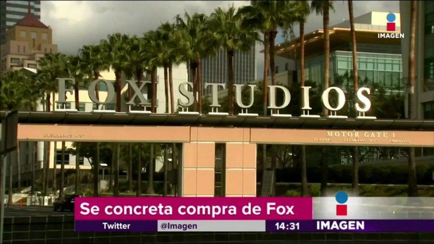 Walt Disney compra FOX, ahora es dueño de Los Simpson