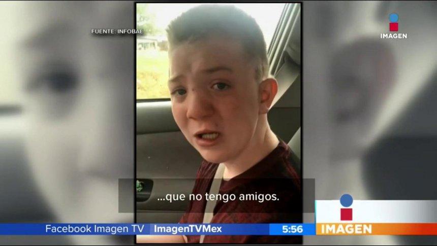 La verdad sobre Keaton Jones, el niño que sufría
