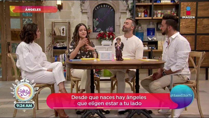 ¡Gaby Heredia nos enseña a conectar con nuestros ángeles!