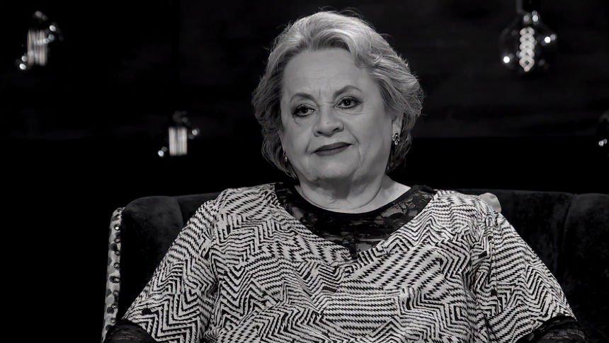 Lucila Mariscal en 'El minuto que cambió mi destino'