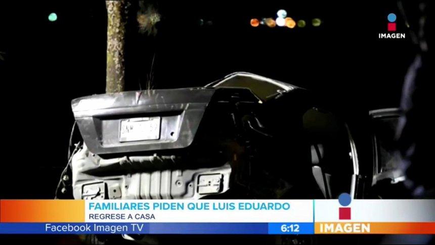 ¡Aparecen papás de niño que chocó en Tláhuac!