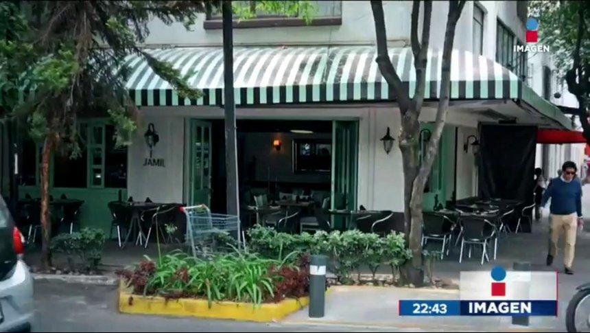 Otro robo a comensales en La Condesa que dejó una herida