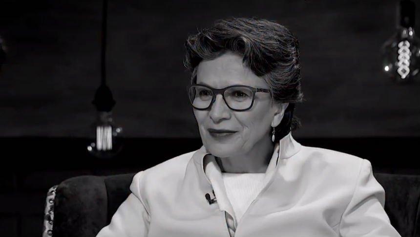 Patricia Reyes Spíndola en 'El minuto que cambió mi destino'