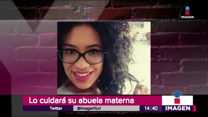 Niño de la mujer asesinada en Reforma 222 irá con su abuela