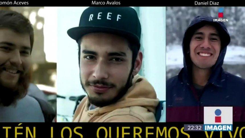 Estudiantes desaparecidos, asesinados y disueltos en ácido