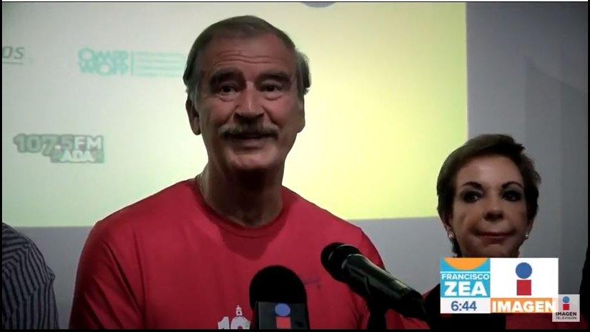 Vicente Fox está dispuesto a reunirse con López Obrador