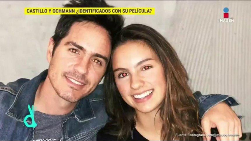Fernanda Castillo y Mau Ochmann no hablan sobre Rafael Amaya