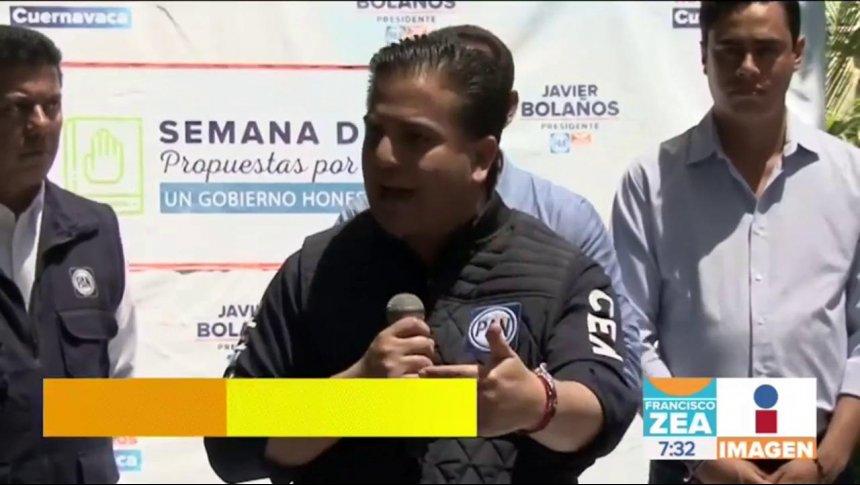 Damián Zepeda dejará la dirigencia del PAN