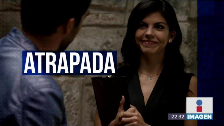 Giuseppe Gamba y Erick Chapa nos hablan de 'Atrapada'
