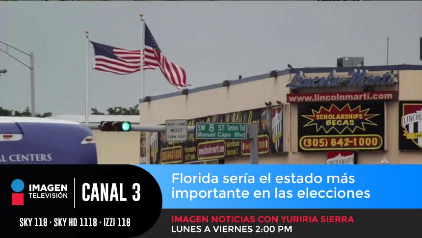 Florida es el estado m 193 s importante en la elecci 243 n imagen