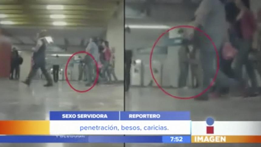 prostitutas en el metro prostitutas con tetas