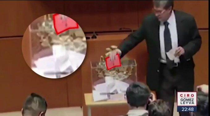 Panistas acusan a Morena de fraude en elección para CNDH