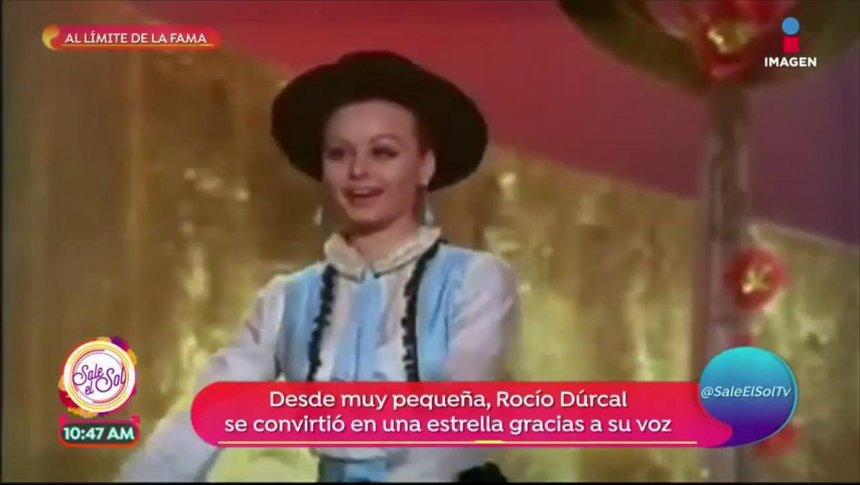 La española más mexicana: Rocío Dúrcal