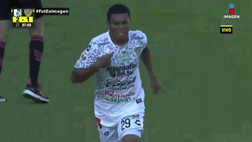 Querétaro 2-2 Jaguares: Los mejores momentos