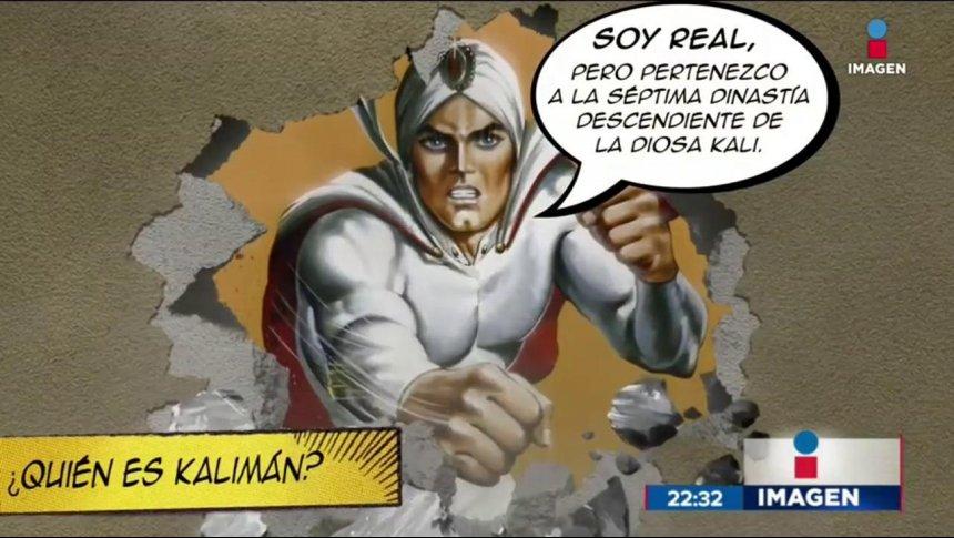 ¡Kalimán regresa! Viene nueva serie y videojuego