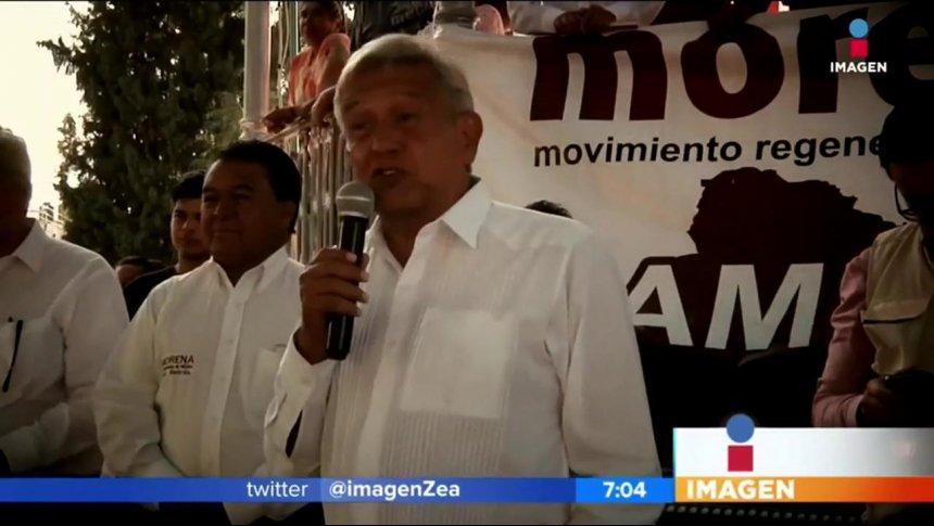 AMLO quitaría pensiones a los ex presidentes de México