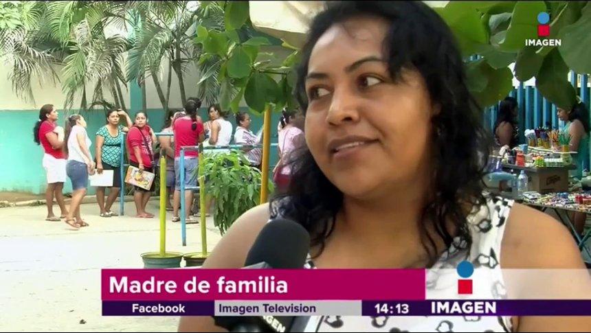 No hubo regreso a clases en varias escuelas de Guerrero