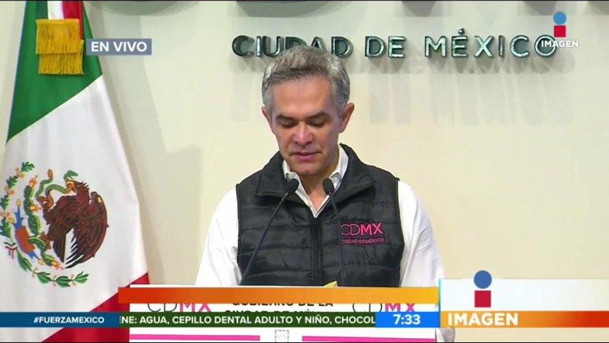 Mancera pone en marcha programa para atender a damnificados