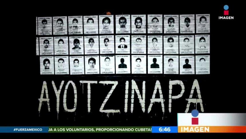 A tres años de los 43 desaparecidos de Ayotzinapa