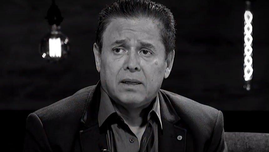 Mario Bezares en 'El minuto que cambió mi destino'