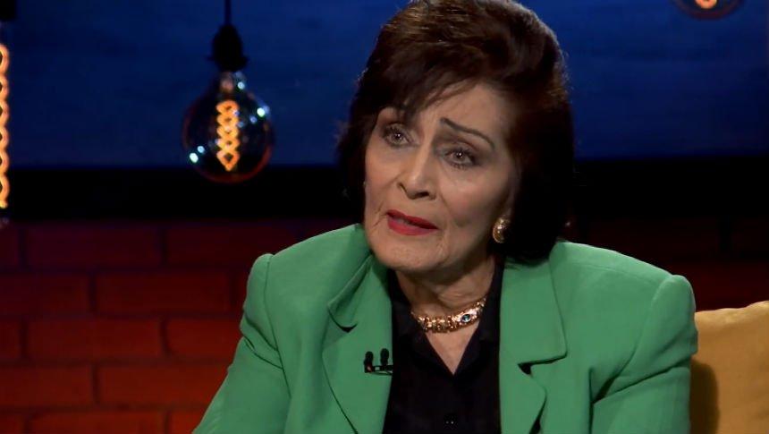 Irma Dorantes en 'El minuto que cambió mi destino'