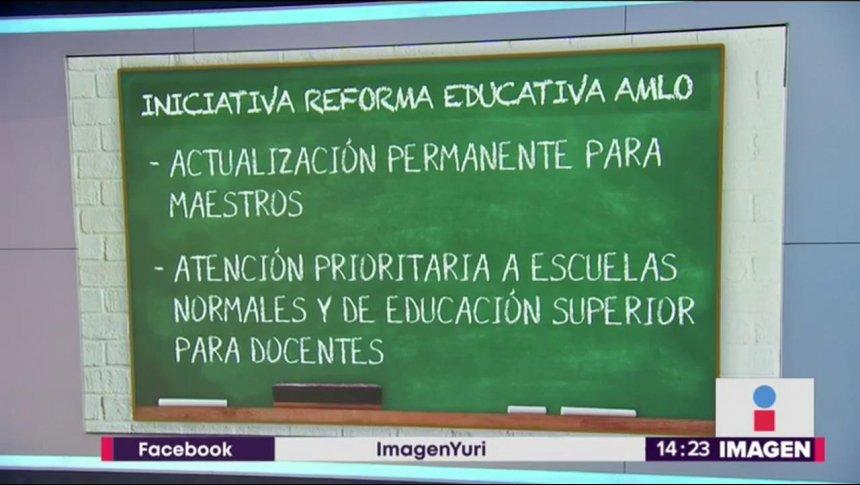 López Obrador regresará educación civica, cultura y deporte