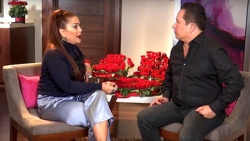 Alejandra Guzmán en 'El minuto que cambió mi destino'