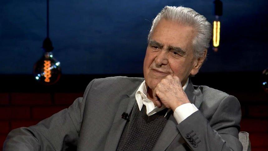 Eric del Castillo en 'El minuto que cambió mi destino'