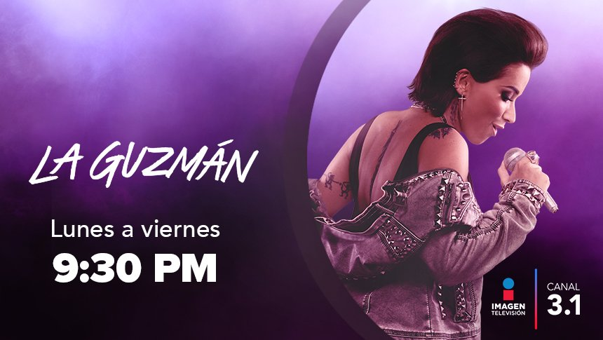 La Guzmán Serie de TV