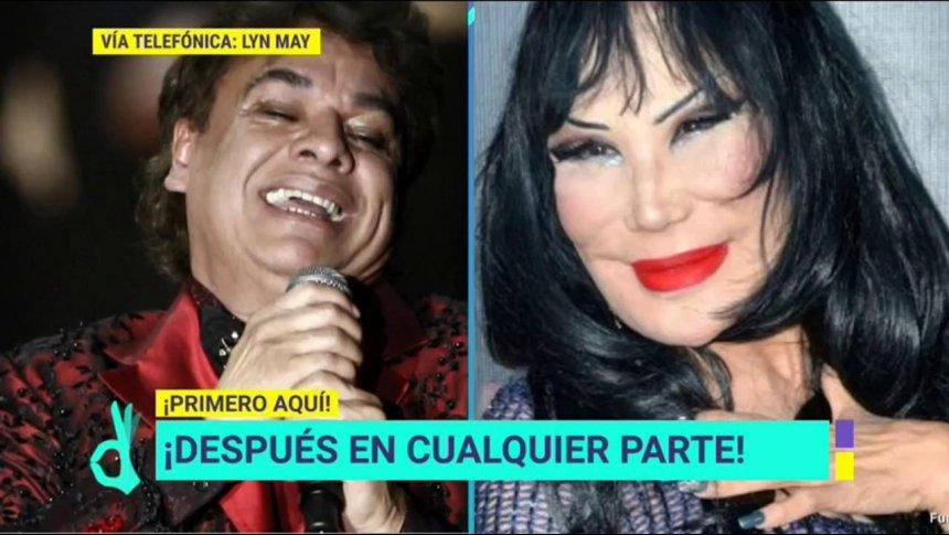 Lyn May dice que Juan Gabriel no era una buena persona