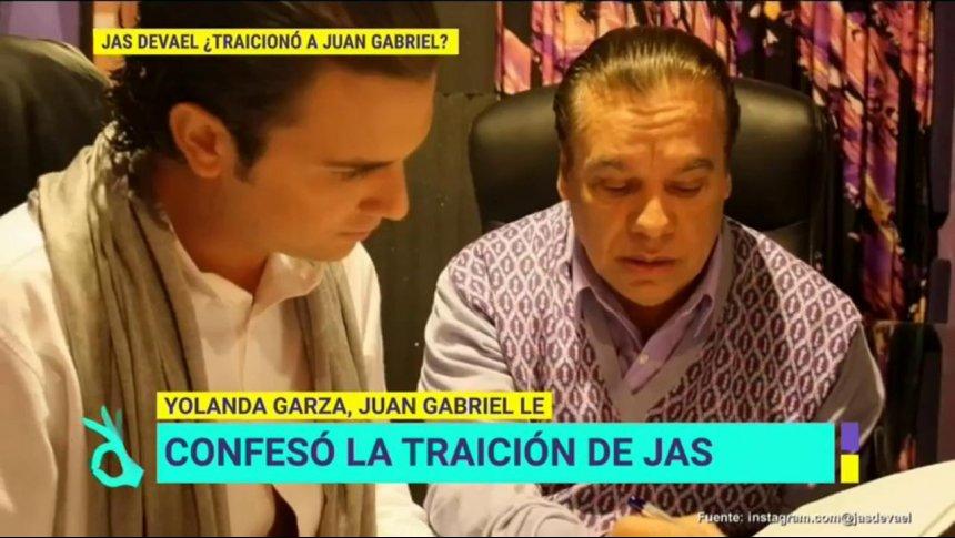 La traición de Jas Devael a Juan Gabriel