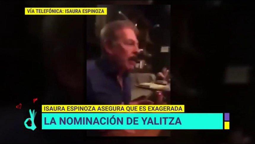 Video: Sergio Goyri llama 'pinche india' a Yalitza Aparicio