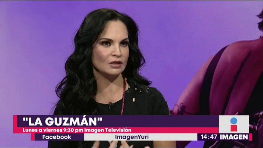 Ana Patricia Rojo en entrevista con Yuriria Sierra