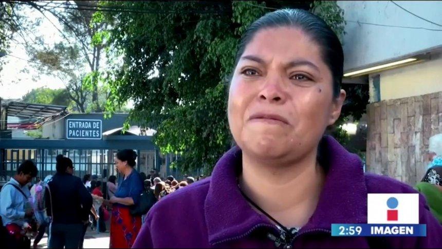 Madre de la bebé robada relata los hechos