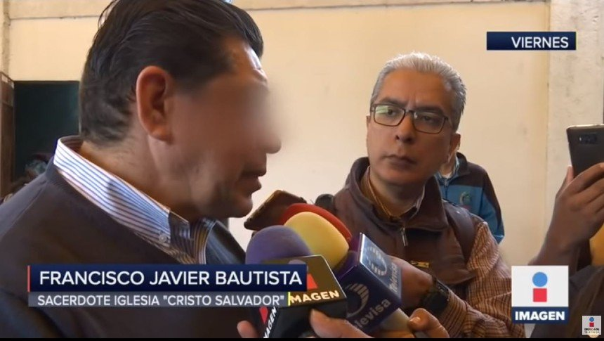 Detienen a sacerdote por asesinato de Leonardo Avendaño