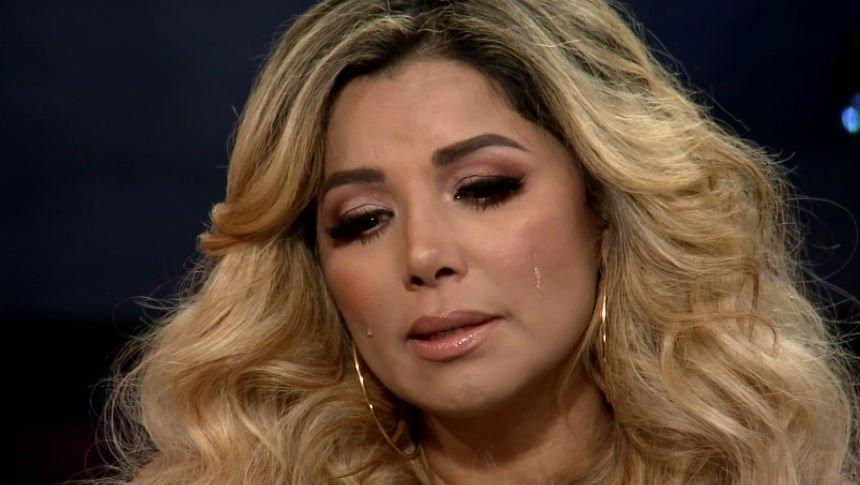 Aleida Núñez en 'El minuto que cambió mi destino'