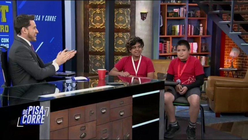 Ellos representarán a México en la Olimpiada de Matemáticas