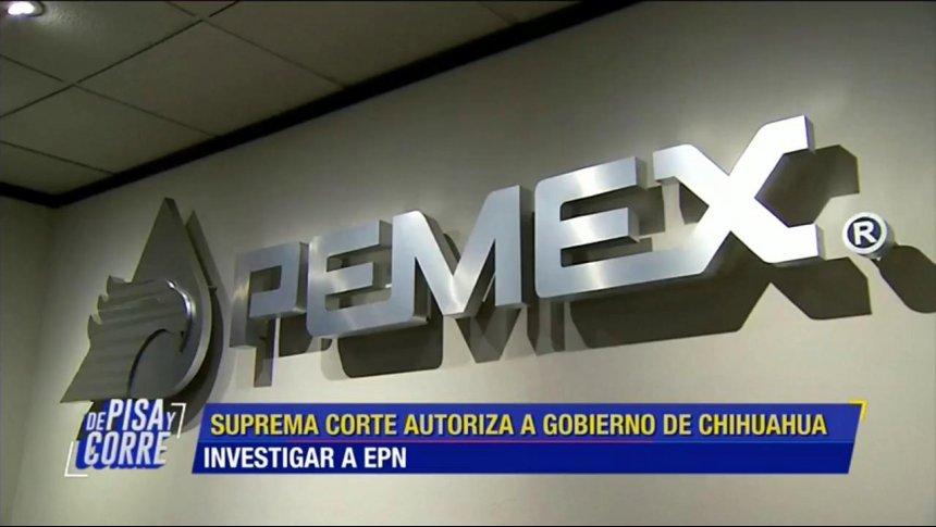 Suprema Corte autoriza investigar a EPN en Chihuahua