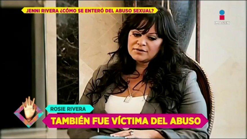 Jenni Rivera relata cómo se enteró del abuso a su hija