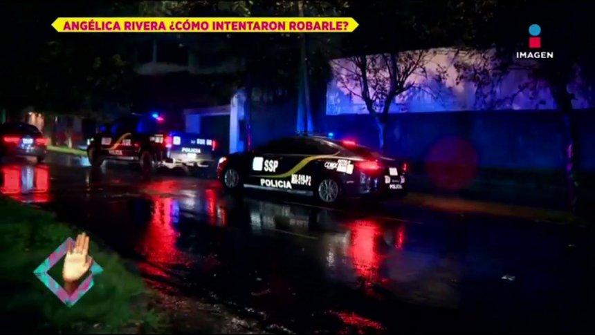 Intentan robar la casa de Angélica Rivera