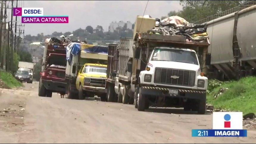 Situación actual de la crisis de basura en Chalco