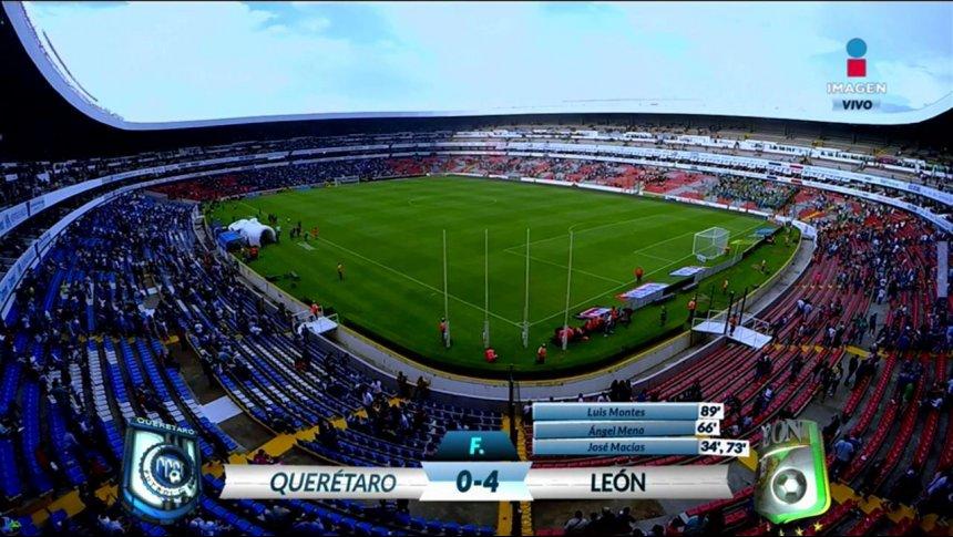 Querétaro vs León | Partido Completo