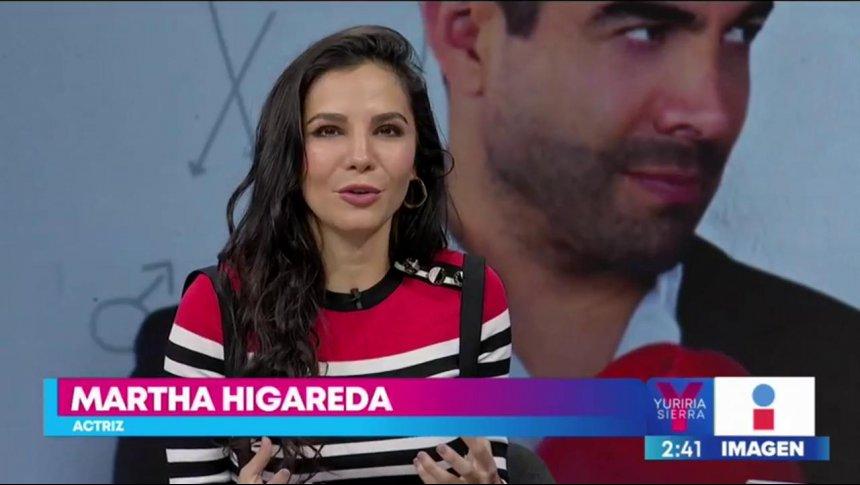 """Martha Higareda nos presenta su nueva película """"Tod@s caen"""""""
