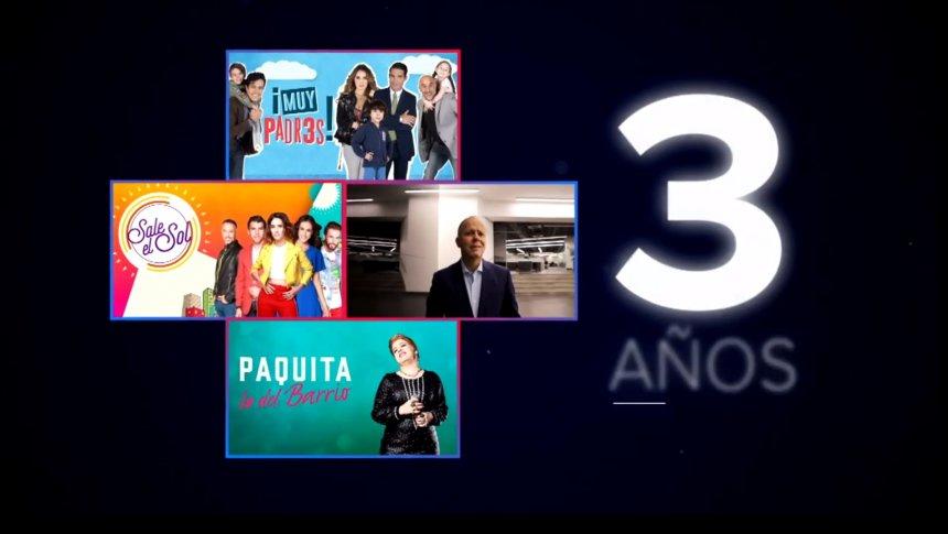 Imagen Televisión cumple 3 años