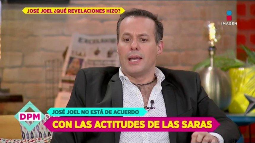José Joel: herencia de José José, Sergio Mayer, Sol Ibarguen