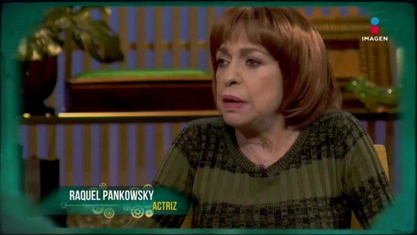 Raquel Pankowsky en 'El minuto que cambió mi destino'