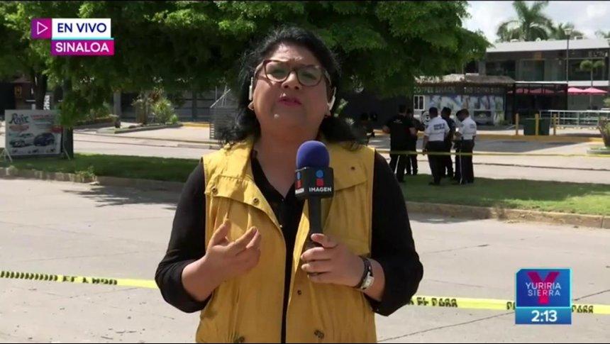 Así se encuentra Culiacán tras el enfrentamiento
