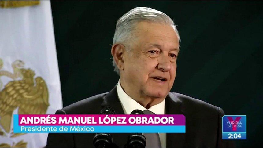 Respalda López Obrador decisión de liberar a Ovidio Guzmán
